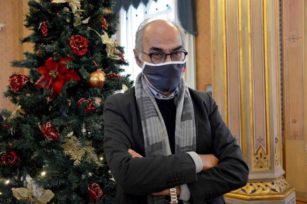 Dalla Provincia – Gli auguri di Natale del Presidente Luciano Bacchetta