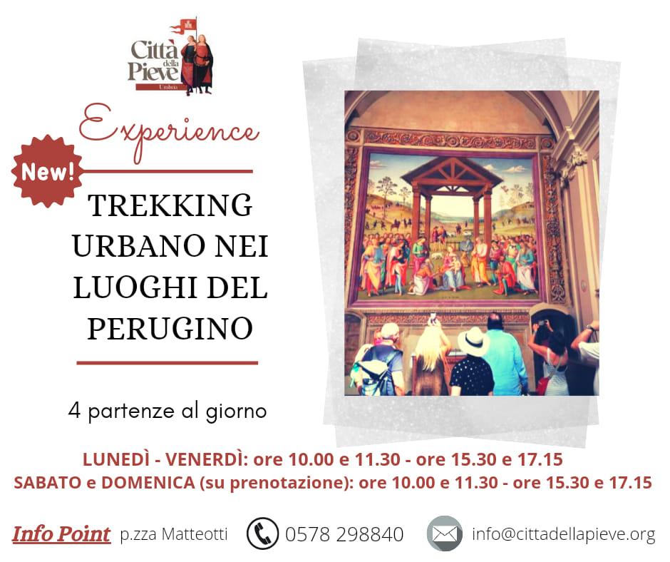 Città della Pieve – Al via dal 1° maggio una stagione di intensa promozione turistica