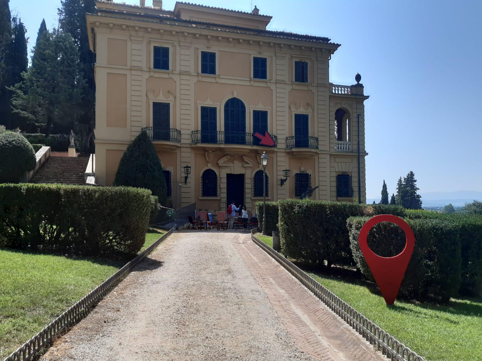 Spello – Presentata a Villa Fidelia 'Stati d'Arte', la mostra internazionale di arte contemporanea