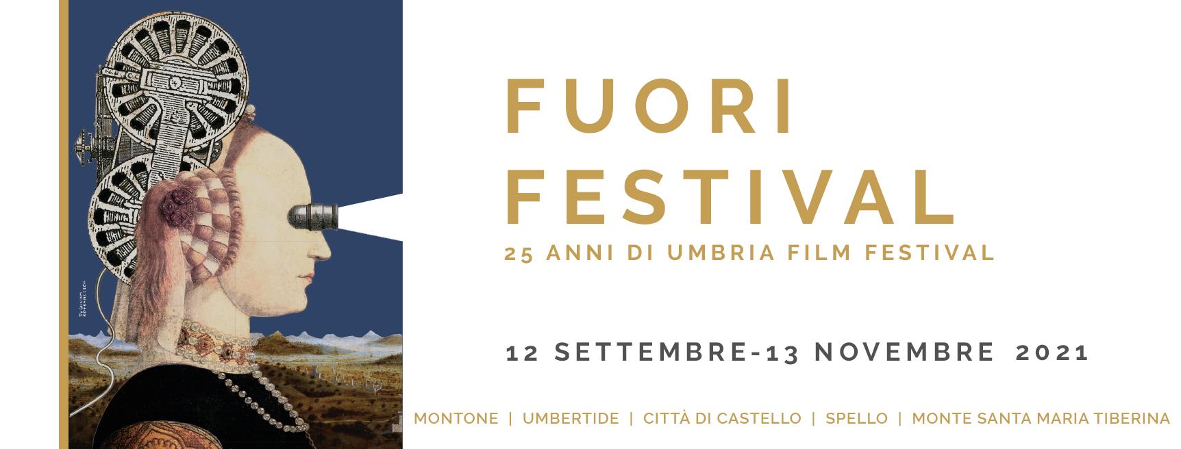 25 anni di Umbria Film Festival -  Prosegue il progetto Fuori Festival