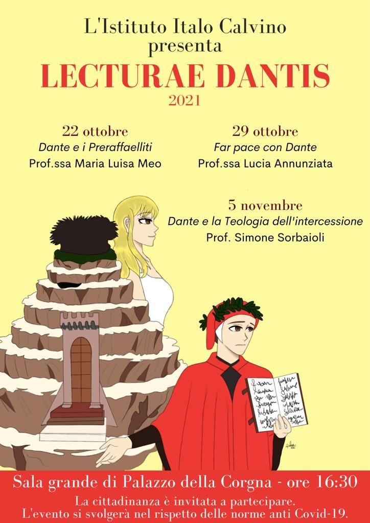 """""""Lecturae Dantis"""", ripartono le conferenze dedicate al sommo poeta"""